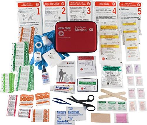 Easy Care Comprehensive Medical Kit, 1.3 Pound