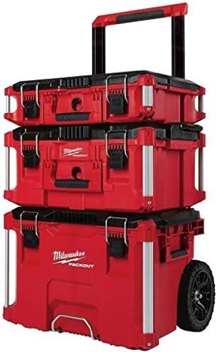 Milwaukee 48-22-4800 22 Packout Modular Tool Box Storage System