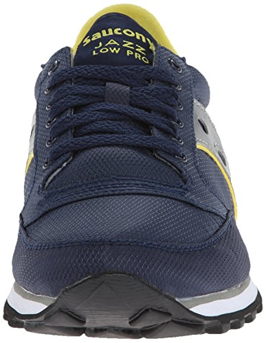 Saucony Jazz Low Pro Nylon wildleder, sneaker low - Navy (40 EU)