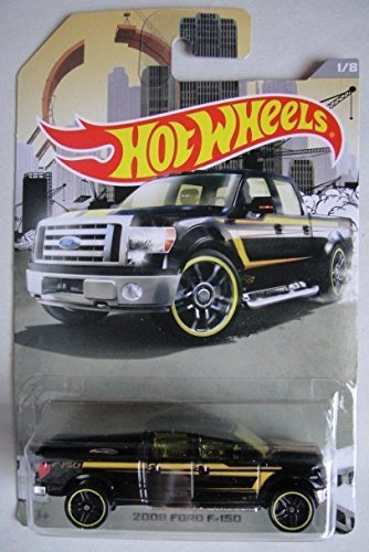 (HOT WHEELS 2016 RELEASE WAL-MART EXCLUVISE BLACK 2009 FORD)