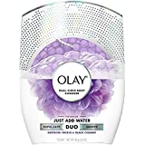 Olay Duo Body Clnsr Orchi Size 3.1z Olay Duo Body Cleanser Soothing Orchid & Black Currant 3.1z