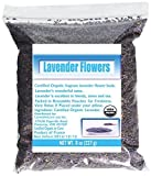 LavenderLove Organic French Culinary Grade Lavender Flowers, 8 Oz