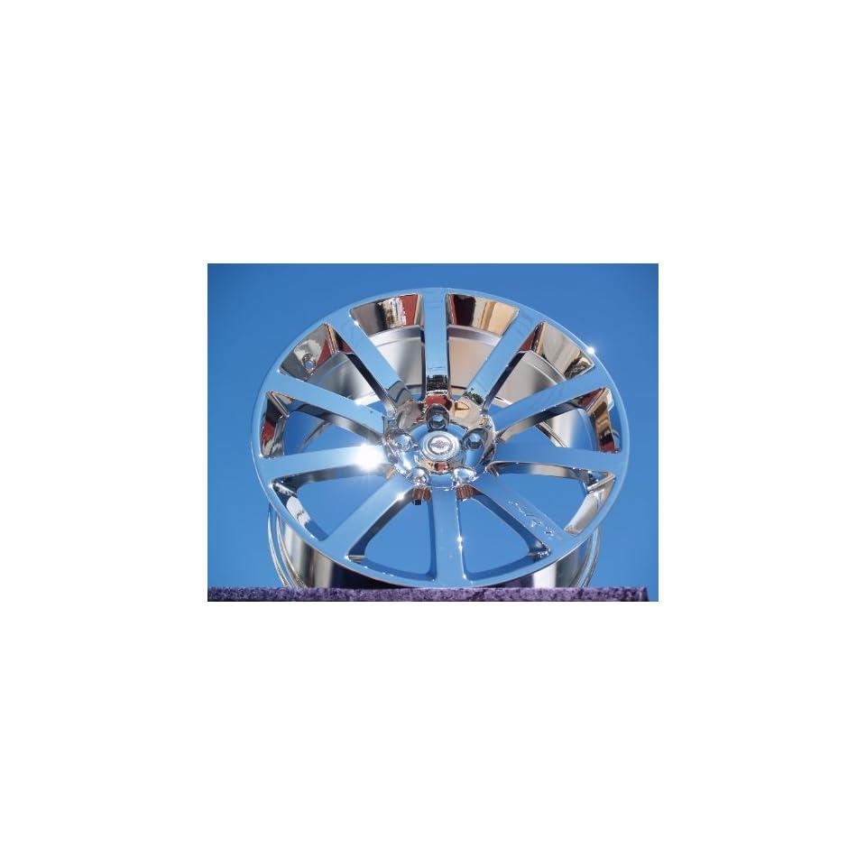 Chrysler 300 SRT8 Set of 4 genuine factory 20inch chrome wheels