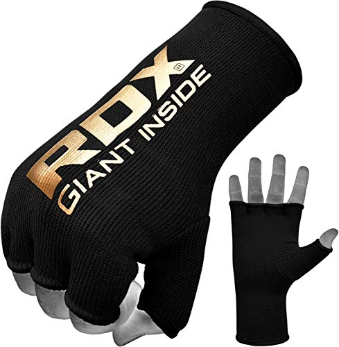 Gel Padded Training Hand Wraps Fist Protector Inner Gloves for Boxing MMA Kickboxing Muay Thai 4 colours Unisex by Vector Sports
