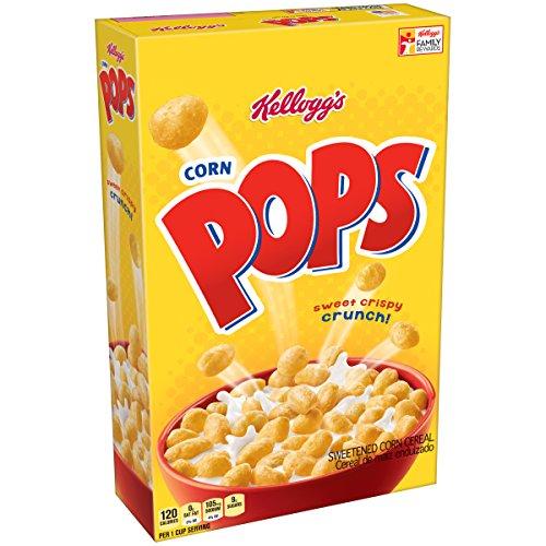 Kellogg's Corn Pops Cereal - 17.2 oz
