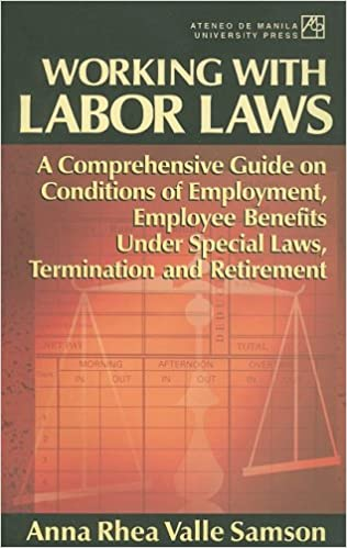Working With Labor Laws: A Comprehensive Guide On Conditions Of