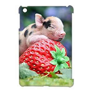 ALICASE Diy Little Pig Phone Case For iPad Mini [Pattern-3]
