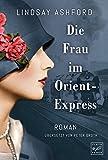Die Frau im Orient-Express (German Edition)