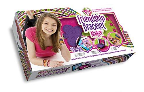 Choose Friendship, My Friendship Bracelet Maker Kit (New Version) - Bracelet Craft Kit and