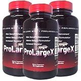 ProLargex - Male Erectile Enhancement Pills (2 bottles plus 1 free)