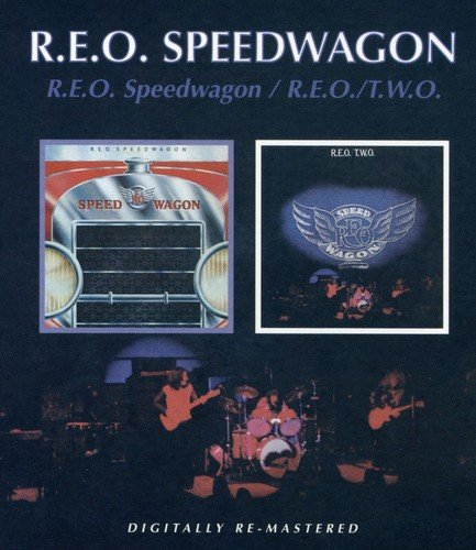 CD : REO Speedwagon - R.E.O. Speedwagon / R.E.O. T.W.O. (United Kingdom - Import, 2 Disc)