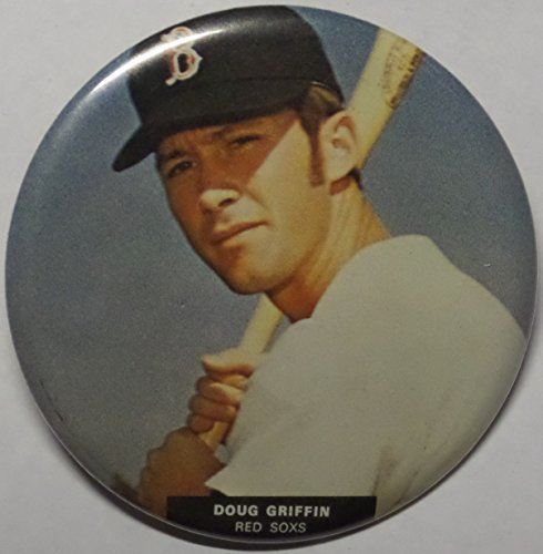 Vintage Baseball Ruth Babe Glove - DOUG GRIFFIN VINTAGE 1970's BOSTON RED SOX 3 1/2