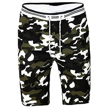 Pantalones Hombres Camo Chándal Pantalones Chándal Pantalones De ...