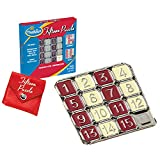 Think Fun Fifteen Puzzle - Classic Puzzle Game, Perfect for Travel, Can Fit in Your Pocket For Age 8 and Up