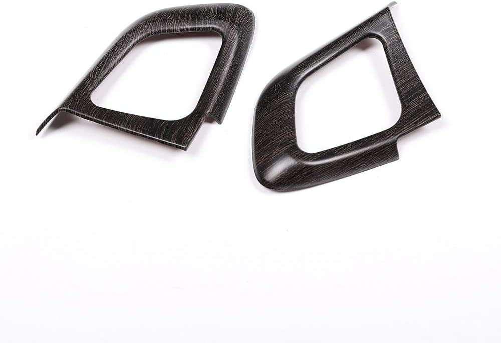 Piano Black Dingln 4pcs Bouton Volant Garniture for Cadre Fit Land Rover Range Rover//Discovery