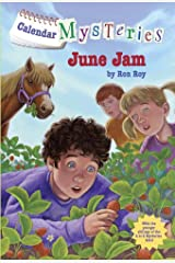 Calendar Mysteries #6: June Jam Kindle Edition