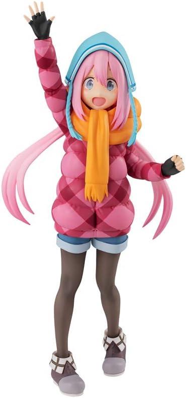 Furyu Yuru Camp Laid-Back Camp Nadeshiko Kagamihara Special Figure 18cm