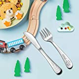 Toddler Baby Knife, E-far 6-Piece Stainless Steel