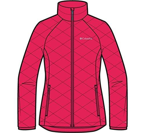 Pink Turbo Down Columbia Punch Jacket Women's Mountain Trask 650 pqq8wC6