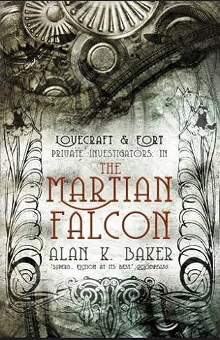 book cover of The Martian Falcon