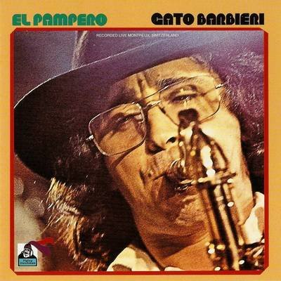 Gato Barbieri: El Pampero (Recorded Live in Montreaux, Switzerland) [Vinyl LP] [Stereo]
