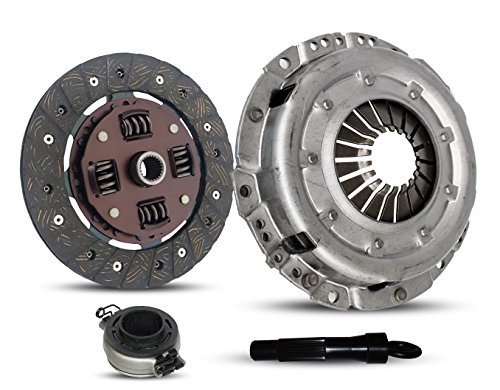 Clutch Replacement Kit Works With Vw Beetle Fastback Thing Karmann Ghia Base Sedan Convertible 211 215 261 265 1970-1979 1.6L H4 GAS Naturally Aspirated (Flywheel Spec: -0.83; From ()