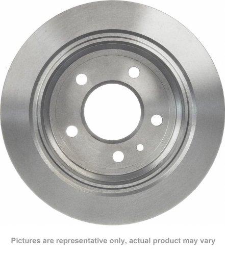 Wagner BD61860 Premium Brake Rotor Rear