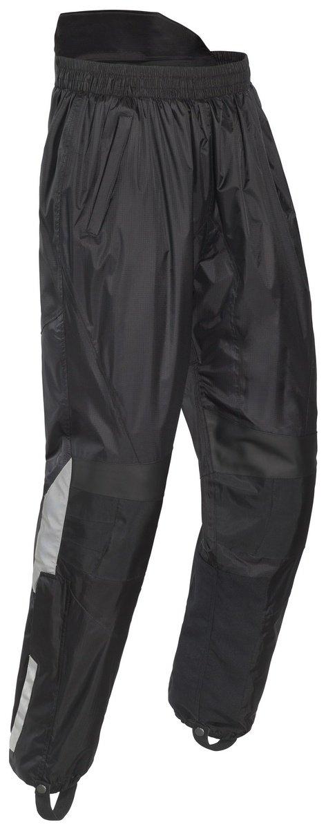 Tourmaster Women's Sentinel 2.0 Rain Pants (X-LARGE) (Black)