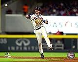 "Dansby Swanson Atlanta Braves 2016 MLB Action Photo (Size: 8"" x 10"")"
