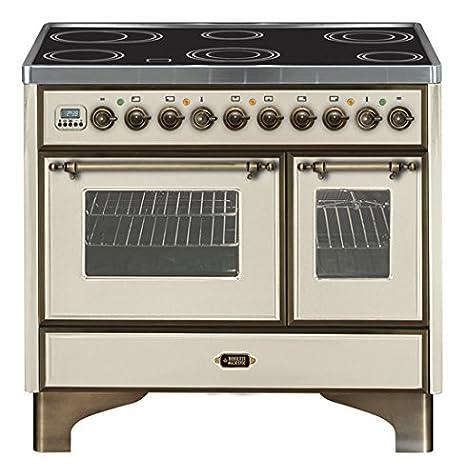 Boretti MBEO-104 OW Piano cottura cucina: Amazon.it: Casa e cucina