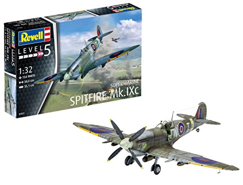 Revell of Germany Spitfire Mk. IXC Building Kit from Revell of Germany
