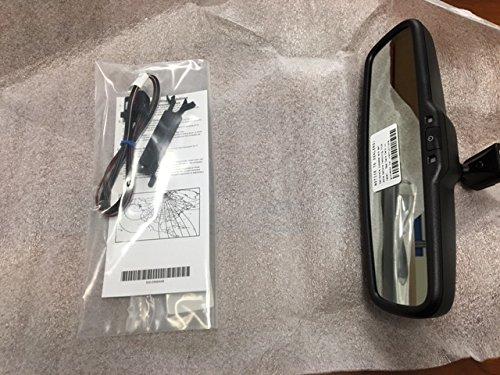 Genuine Subaru Auto Dimming Mirror with Compass