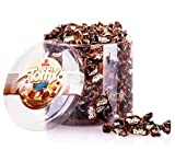 Elvan Toffix COFFEE Center Filled Coffee SOFT Candy With Coffee (2.5 LBS Container)