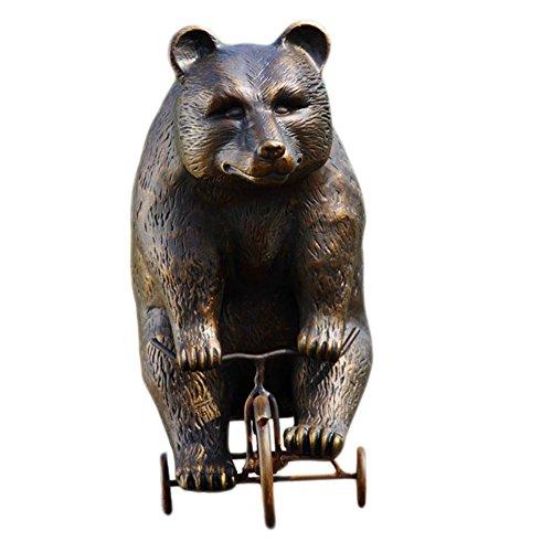 SPI Home 33638 Big Bear Little Trike Sculpture
