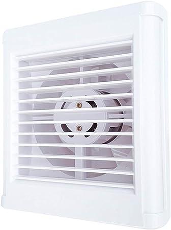 Ventilación Extractor Ventiladores de extracción Ventilador extractor del hogar Ventilador de ventilación de bajo ruido Ventilador tipo ventana, 4 pulgadas for cocina Baño Baño: Amazon.es: Hogar