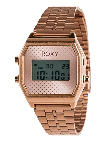 Roxy Womens Shibu - Digital Watch - Women - One Size - Pink Rose Gold/Rose Gold/Rose Gold One ()
