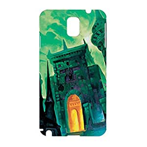 World of Warcraft Theme Cool and Unique Design Customized Slim Durable Hard Plastic 3D Case for Samsung Galaxy Note 3 waz68081