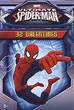 Marvel Spider-Man 32 Valentines Cards