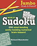 img - for Jumbo Grab A Pencil Book of Sudoku book / textbook / text book