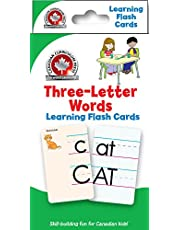 Flashcards - Three Letter Words