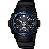 Casio G-Shock Men's Quartz Watch with Analogue-Digital Display and Black Resin Strap