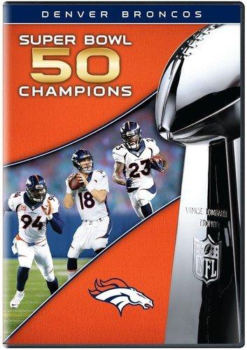 (NFL Super Bowl 50 Champions: Denver Broncos)