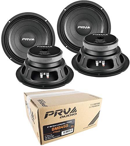 4X PRV Audio 8MB450 v2 8