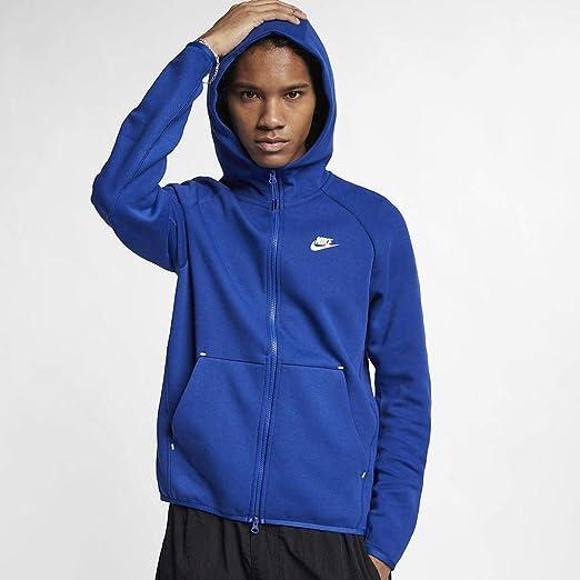 Nike Mens NSW Tech Fleece Hoodie Full