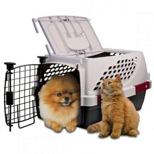 Noz2Noz Pet Suite Double Door Pet Kennel, 23-Inch, for Pets up to 25 Pounds (487) by Noz2Noz