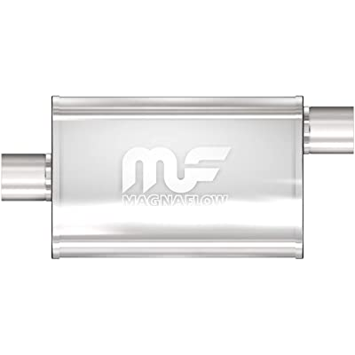 MagnaFlow 11225 Exhaust Muffler: Automotive