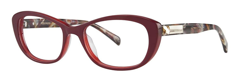 VERA WANG Eyeglasses GILIA Crimson 52MM