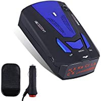 Radar Detector, Speed Radar Detector with Voice Alert and Car Speed Alarm System Laser Radar Detector Kit