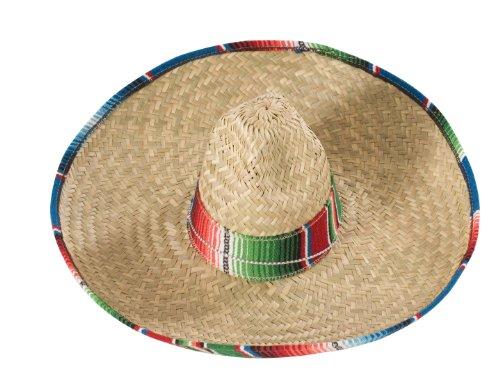 Rubies-Costume-Sombrero-with-Rainbow-Serape-Edge-And-Band