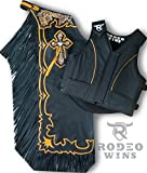 Rodeo Wins Bull Riding Equipment - Vest and Chaps